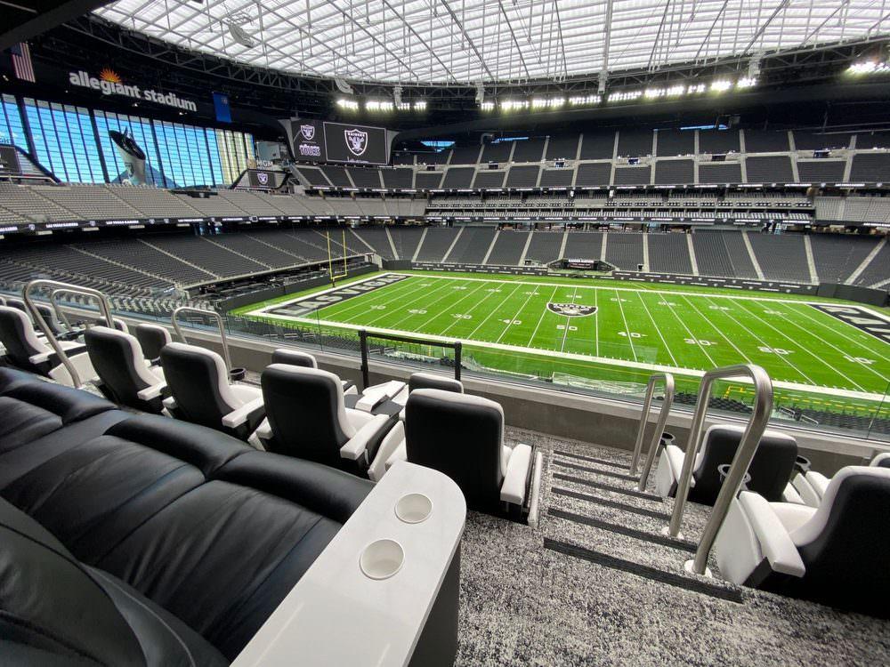 Las Vegas Raiders Playoff Game Tickets