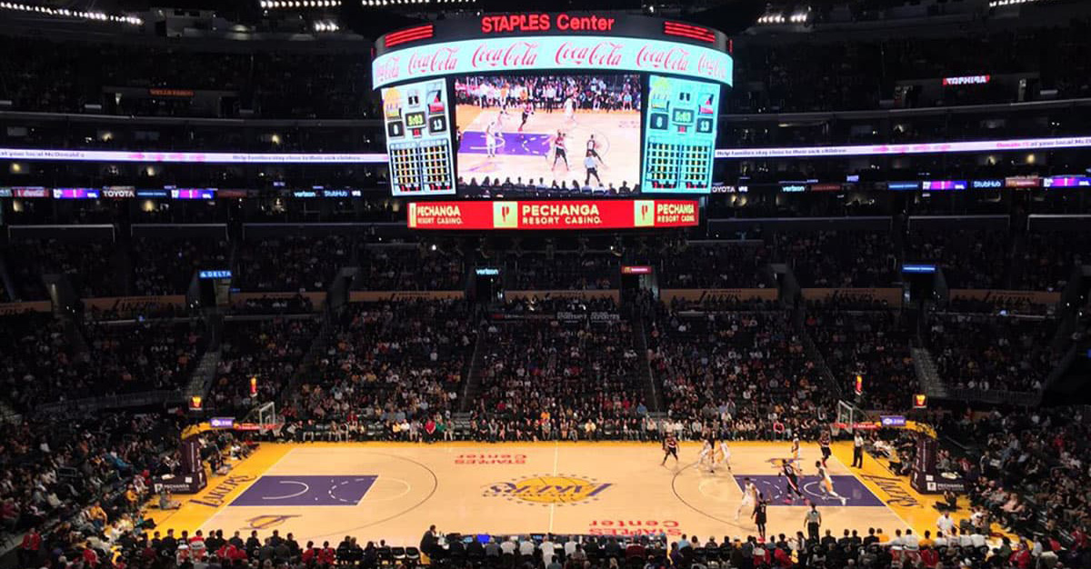Los Angeles Lakers Playoff Game Tickets