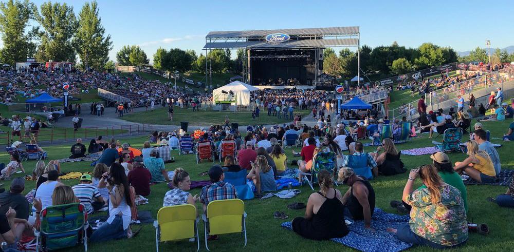 Dierks Bentley Tickets Ford Idaho Center Amphitheater