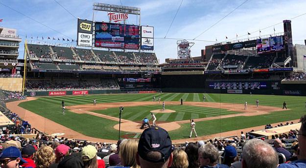 Minnesota Twins Tickets Opening Day
