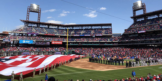 Philadelphia Philles tickets opening day
