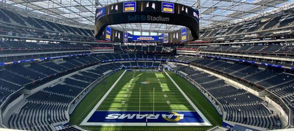 Shop The Cheapest Rams vs Buccaneers Tickets 2021 Sofi Stadium!