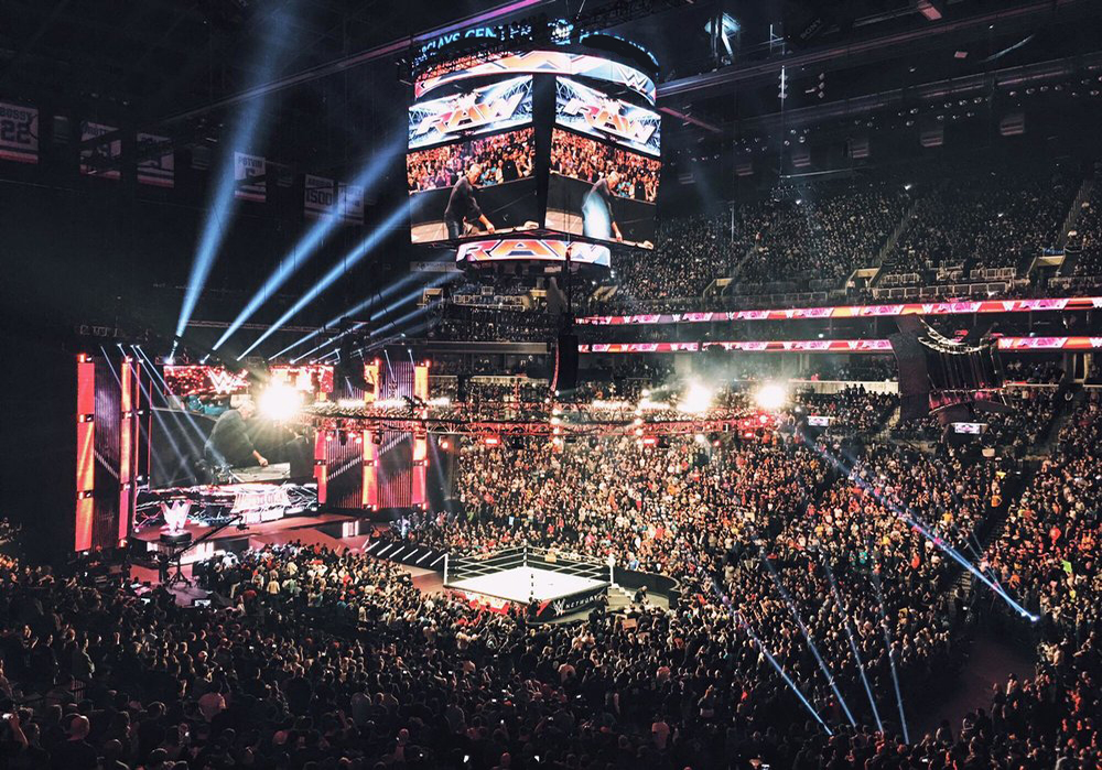 Shop The Cheapest WWE Raw Tickets San Diego Pechanga Arena!