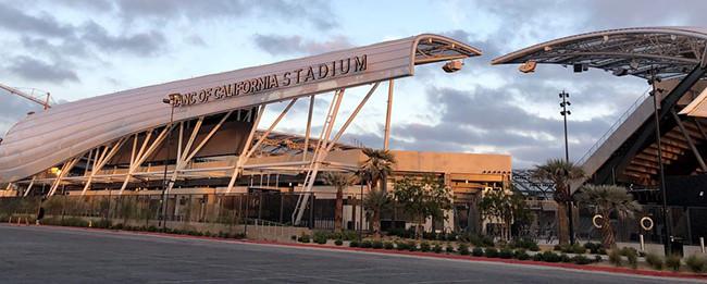 Banc of California Stadium Seating Guide!