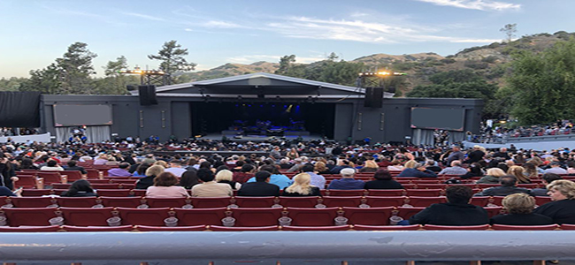Greek Theatre Los Angeles Seating Guide