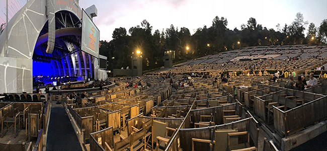 Where Find The Cheapest Hollywood Bowl Garden Box Tickets!