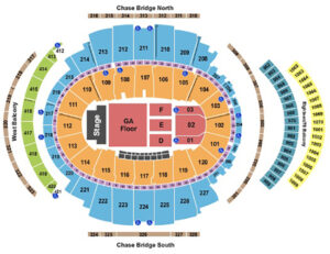 The Killers Madison Square Garden Seating Chart