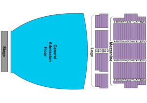 The Wiltern Seating Chart General Admission Los Angeles