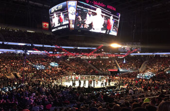 UFC 265 Nunes vs Pena Toyota Center Houston