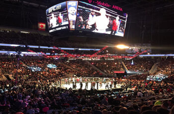 UFC 266 Tickets T-Mobile Arena Las Vegas