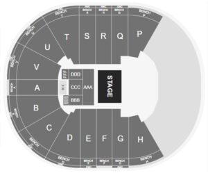 EL Alfa Viejas Arena at Aztec Bowl Seating Chart San Diego