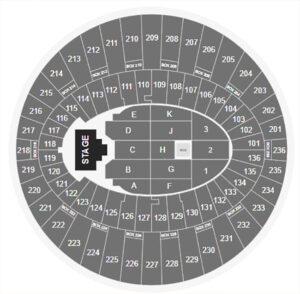 Nicky Jam Seating Chart Inglewood The Forum