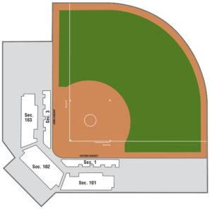 Texas Longhorns Softball Seating Chart McCombs Field Austin