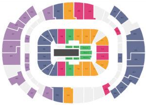 Bad Bunny Seating Chart FTX Arena Miami