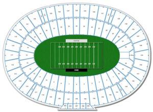 Cotton Bowl Stadium Seating Dallas Texas