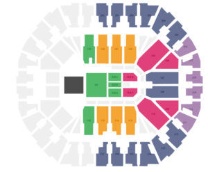 Kacey Musgraves Oakland Arena Seating Chart