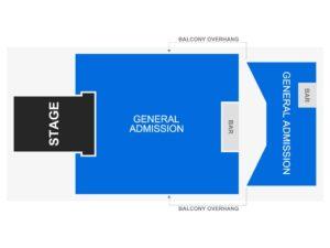 Symphony X The Observatory Seating Chart Santa Ana
