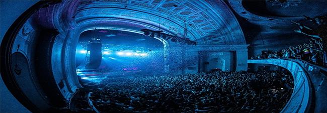Symphony X Tickets San Francisco The Regency Ballroom