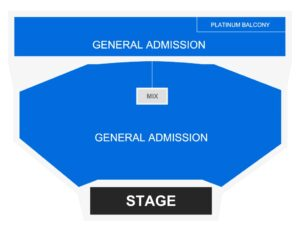 Symphony X Belasco Theater Seating Chart Los Angeles